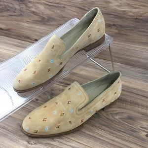 Rag & Bone Womens Slip On Leather Loafers Flat New